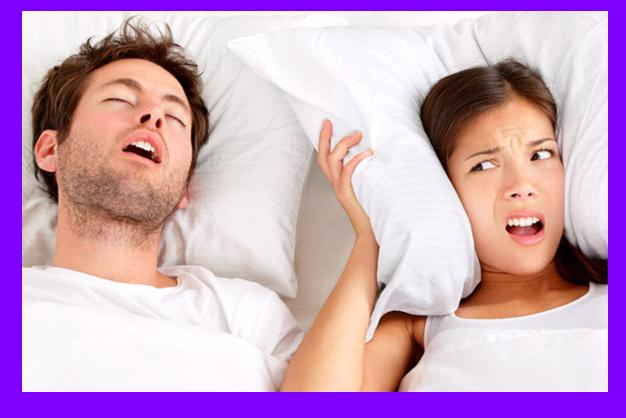 What Causes Snoring