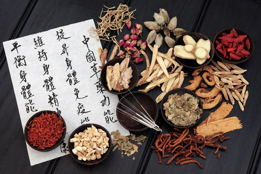 Chinese Herbal Medicine Selection